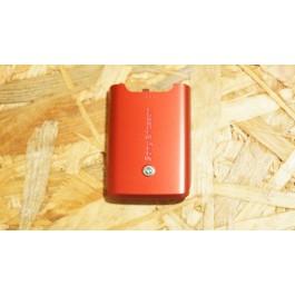 Capa Tampa de Bateria Vermelho Sony Ericsson K610