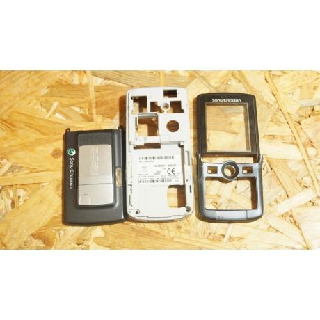 Capa Completa Preto Sony Ericsson K750i