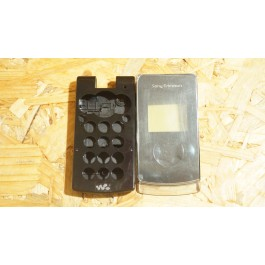 Capa Completa S/ Teclado Preta Sony Ericsson W980