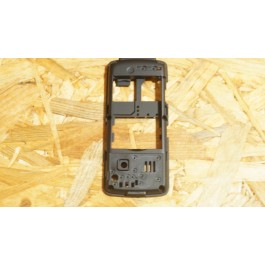 Capa Middle Cover Preta Huawei U121