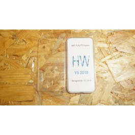 Capa Silicone 360 Transparente Huawei Y5 2018