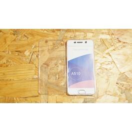 Capa Silicone 360 Transparente Samsung A5 2016