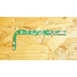 SubBoard C/Botao On/Off & Volume Airis OnePAD 970 Usado