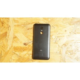 Tampa de Bateria Xiaomi Redmi 5 Plus Preto