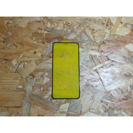 Pelicula de Vidro 3D Iphone XS Max / Iphone 11 Pro Max Preto