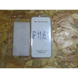 Capa Silicone Transparente 360 Iphone 11 / Iphone 11 6.1