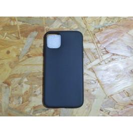 Capa Silicone Preto Iphone 11 / Iphone 11 6.1