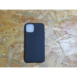 Capa Silicone Preto Iphone 11 Pro / Iphone 11 5.8