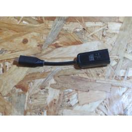 Adaptador Nokia CA-146C ( Ponta Grossa & Ponta Fina P/ Micro Usb )