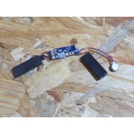 Sub Board C/ Buzzer e Microfone Meo Tablet 2 Usada