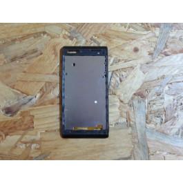 Frame do LCD Sony Xperia J Usada