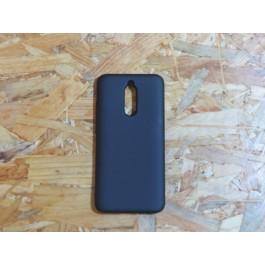 Capa Silicone Borracha Preto Xiaomi Redmi 8 / Redmi 8a