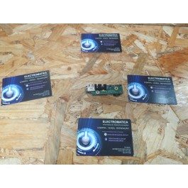 Usb Power Button Portatil Lenovo Ideapad Flex 10 Recondicionado Ref: 1109-00845 / E89382
