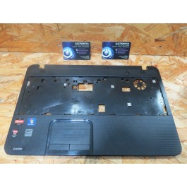 Bottom & Top Cover Completo Toshiba Satellite C855D-124 Series Usado Ref: H000050190 / H000038470