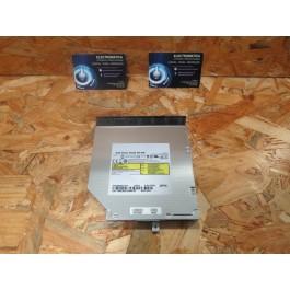 Drive de DVD Toshiba Satellite C855D-124 Series Usado Ref: H000036960