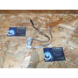 Flex de LCD Toshiba Satellite C855D-124 Series Usado Ref: H000050300 / 1422-018H000