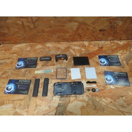 Capa Completa S/ Teclado Preta Nokia 5700