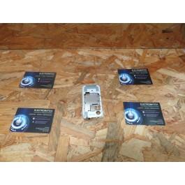 Capa Middle Cover Branca Nokia 5200 / Nokia 5300