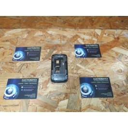 Capa Slide Preta Nokia 5200 / Nokia 5300