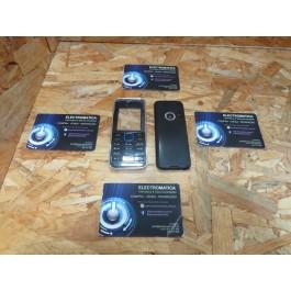 Capa Frontal & Tampa de Bateria C/ Teclado Nokia 3500c