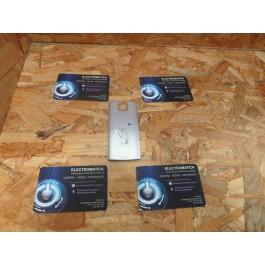 Capa Tampa de Bateria Cinza Nokia X3-00