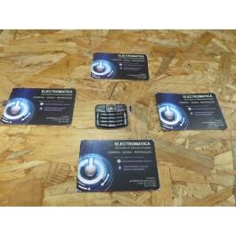 Teclado Nokia N70 Preto Original