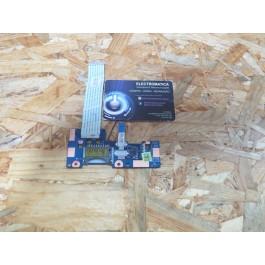Sub Board C/ TouchPad & Leitor de Cartões Toshiba Satellite C50t-B-113 Recondicionado Ref: LS-B304P