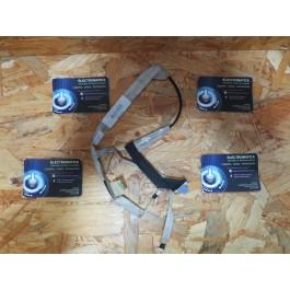 Flex de LCD HP DV7-7240S Recondicionado Ref: 681972-001
