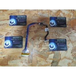 Flex de LCD HP NX8220 Recondicionado Ref: 382684-001