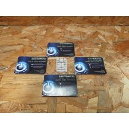 Teclado Nokia 3100 Branco Original