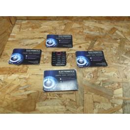 Teclado Nokia 3500c Rosa Original