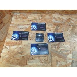 Teclado Nokia 3500c Azul Original