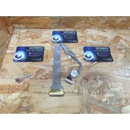 Flex de LCD HP NX7300 / NX8220 Recondicionado Ref: 382682-001