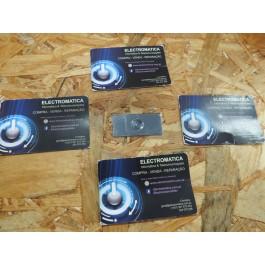 Teclado HTC P3700 Preto Original