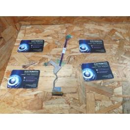 Flex de LCD Toshiba Satellite L300 / L305 Recondicionado Ref: 6017B0146701
