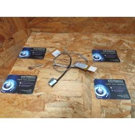 Flex de LCD HP 600 / 650 / CQ58 / G58 Ref: 35040D400-11C-G
