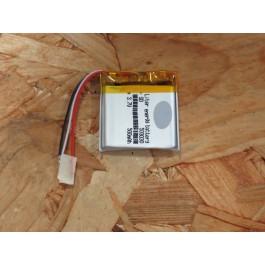 Bateria 3.7V 500mAH Para DVR, GPS, MP3, MP4, Telemovel