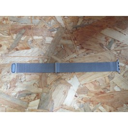 Bracelete Prateada Para Apple Watch Serie 1 / 2 / 3 / 4 / 5 42MM