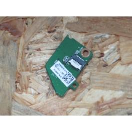 Sub Board C/ Botão ON / OFF Toshiba Satellite L50D-B-16F Recondicionado Ref: 3PBLIPB0010