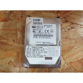 Disco Rigido 20Gb Toshiba MK2018GAS IDE 2.5 Recondicionado Ref: HDD2168