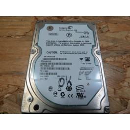 Disco Rigido 250Gb Seagate ST9250827 SATA 2.5 Recondicionado Ref: 648910-001 / 9DG134-501