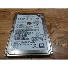 Disco Rigido 750Gb HITACHI HST547575 SATA 2.5 Recondicionado Ref: 5K750-750