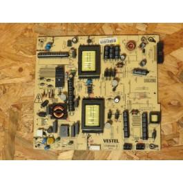 Fonte de Alimentação LCD Hitachi 32H8S02T Recondicionado Ref: 17IPS19-3