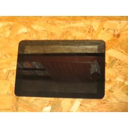 Modulo Completo Preto C/ Frame Prestigio Multipad Recondicionado Ref: E-C100016-02 / KD101N4-40NA-A7