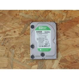Disco Rigido 640Gb Western Digital WD6400AAVS SATA 3.5 Recondicionado Ref: WD6400AAVS-00G9B0