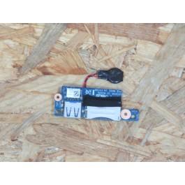 IO Board C/ Usb & Slot Cartões Asus UX32A Recondicionado Ref: 69N0N0B10C01