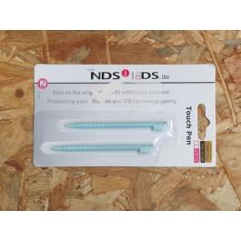 Touch Pen Nintendo DS Lite Pack de 2 Azuis
