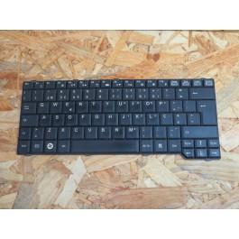 Teclado Fujitsu Esprimo SA3650 Recondicionado Ref: NSK-F3L06 / 9J.N0N82.L06 / 9JN0N82L06
