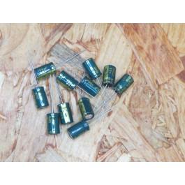 Condensador Eletrolitico 100uF 63V