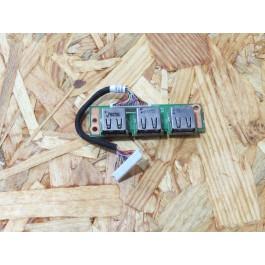 USB Board C/ Flex Acer Extensa 5620 Recondicionado